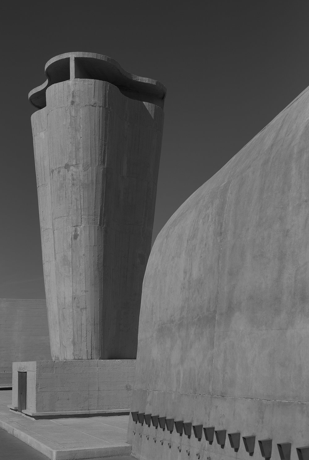 Le Corbusier Unité d'habitation, Marseille FR