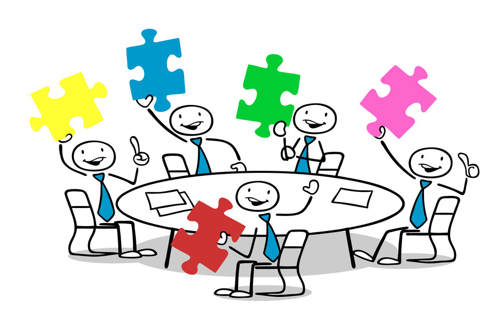 Working Together As A Team Leads To Successful Organizations