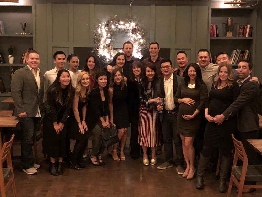 Holiday Party 2017 @ The Catamount, Los Gatos