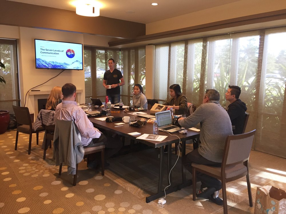 METIS Off-Site 2017, Carmel Valley