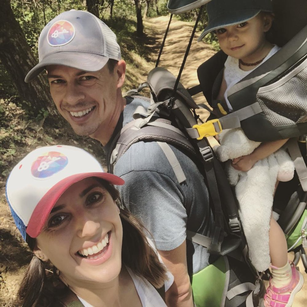 Hiking in the neighborhood, Rancho San Antonio