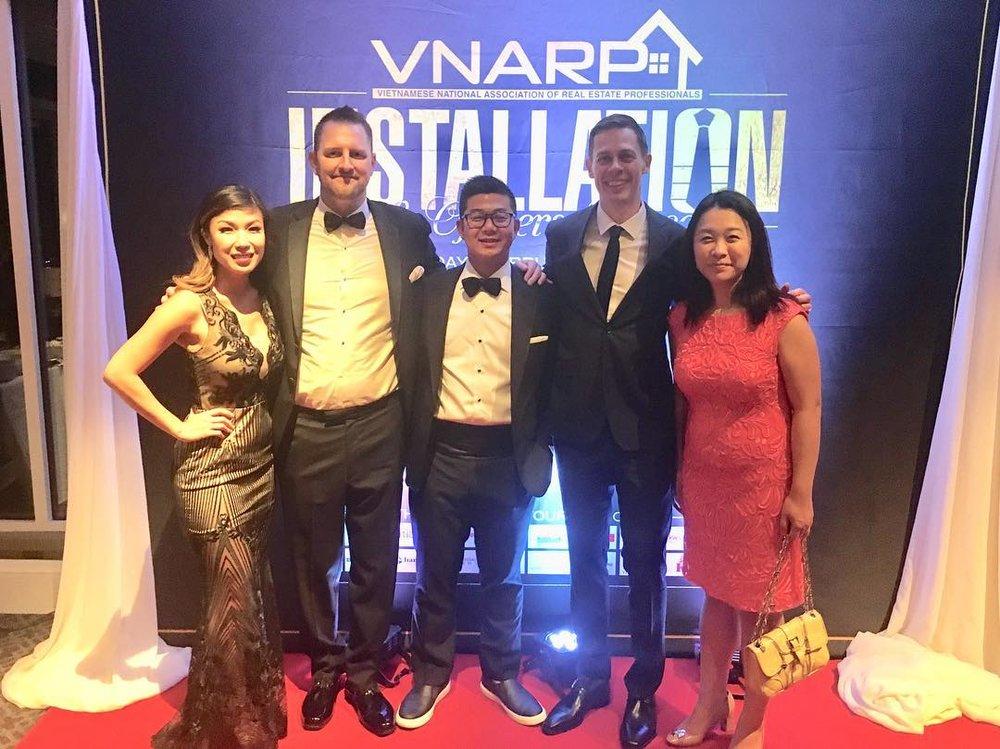 VNARP Installation Gala