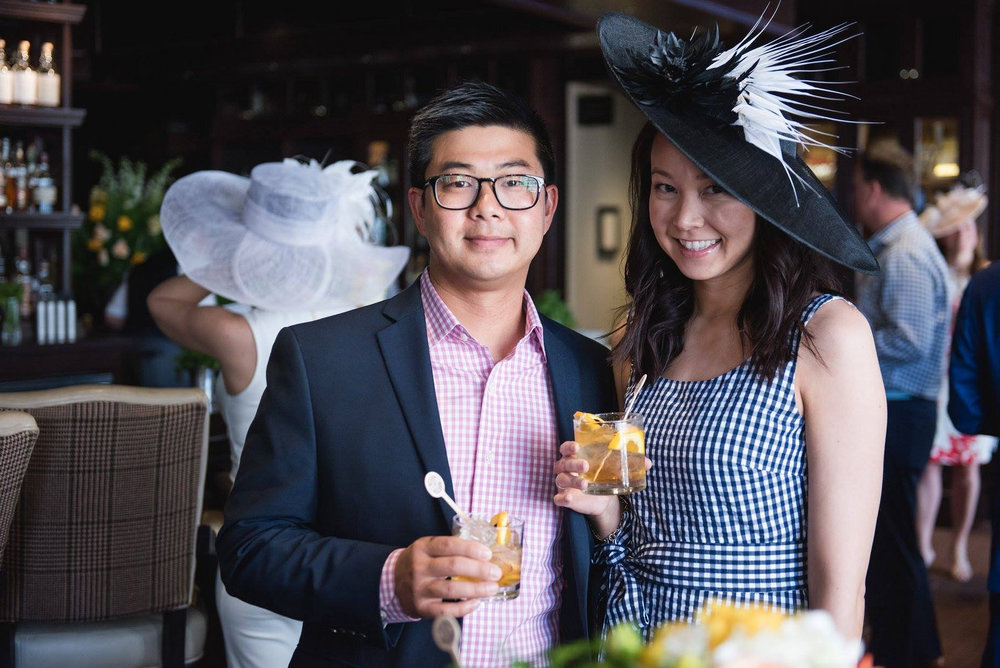 Kentucky Derby Party at Wingtip, San Francisco