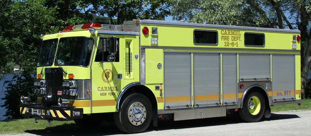 Rescue 12-6-1 - 12-6-1 is responsible for assisting 12-5-1 with rescue and entry, and also carries the