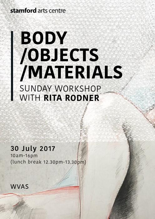 Workshop poster. Rita Rodner