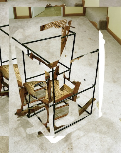 Lucas Blalock, Rocking chair. 2012