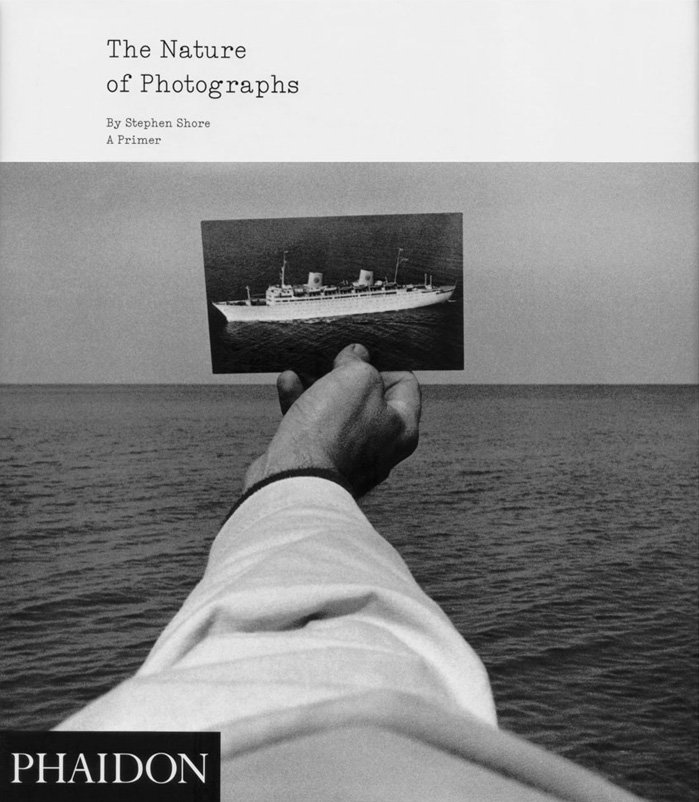 Stephen Shore, The nature of photographs.