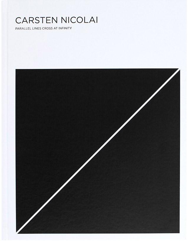 Carsten Nicolai, Parallel Lines Cross at Infinity, Gestalten