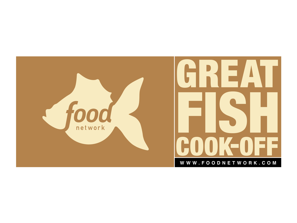 - Food Network is a unique lifestyle network that connects viewers to the power and joy of food. The Great Fish Cook-Off is an attempt to teach, inspire, and empower people to eat healthier through friendly competition.