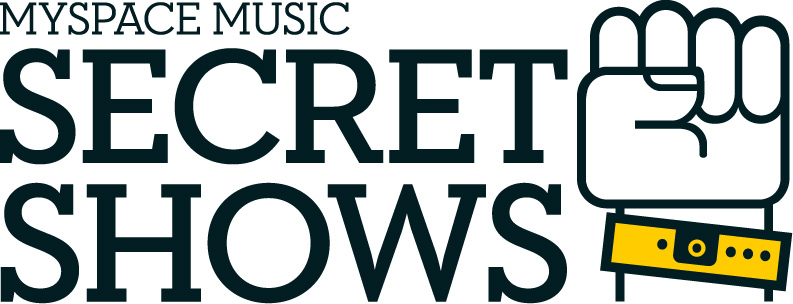 Secret Shows Logotype Redesign