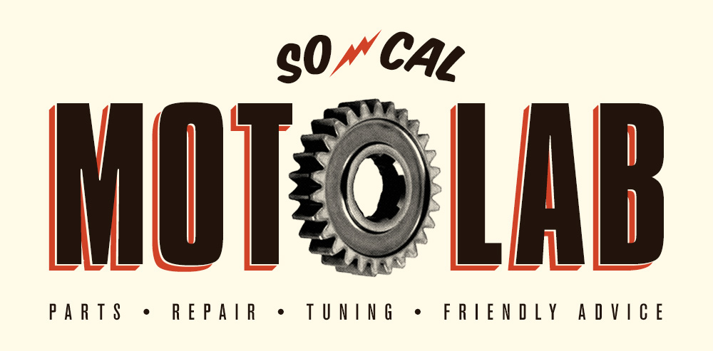 So Cal Motolab Motorcycle repair shop