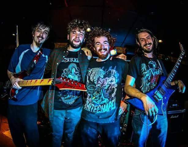 EPICENTER   Progressive Thrash Metal  Boston/Nashua, MA/NH