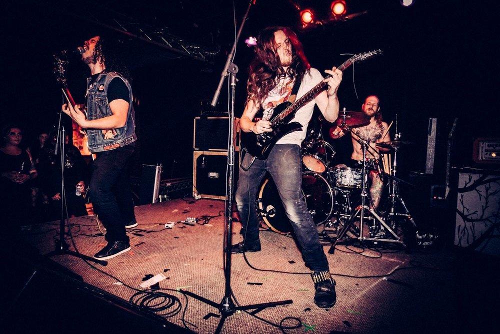 BLACK MASS   Boston, MA  Thrash Metal