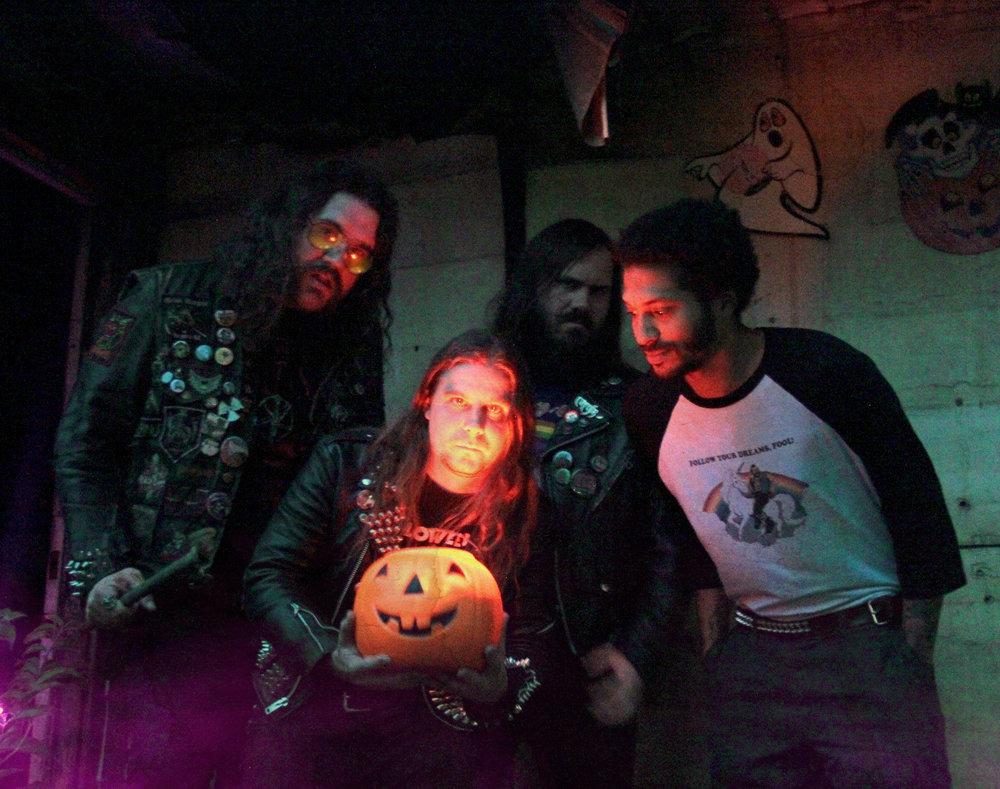 Acid Witch   Horror Doom Crust Metal  Detroit, MI