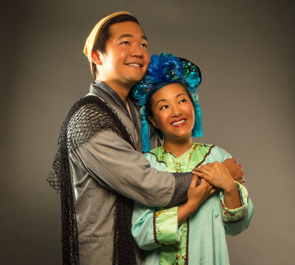 PHOTO BY STU SELLAND; pictured (l-r): Matt Ono and Isabel To
