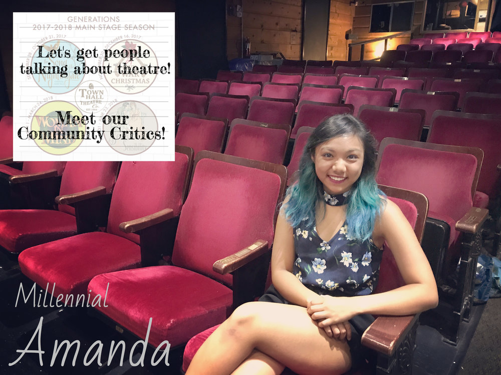 Amanda - READ WHAT AMANDA HAS TO SAY ABOUT THE SONG OF THE NIGHTINGALE!
