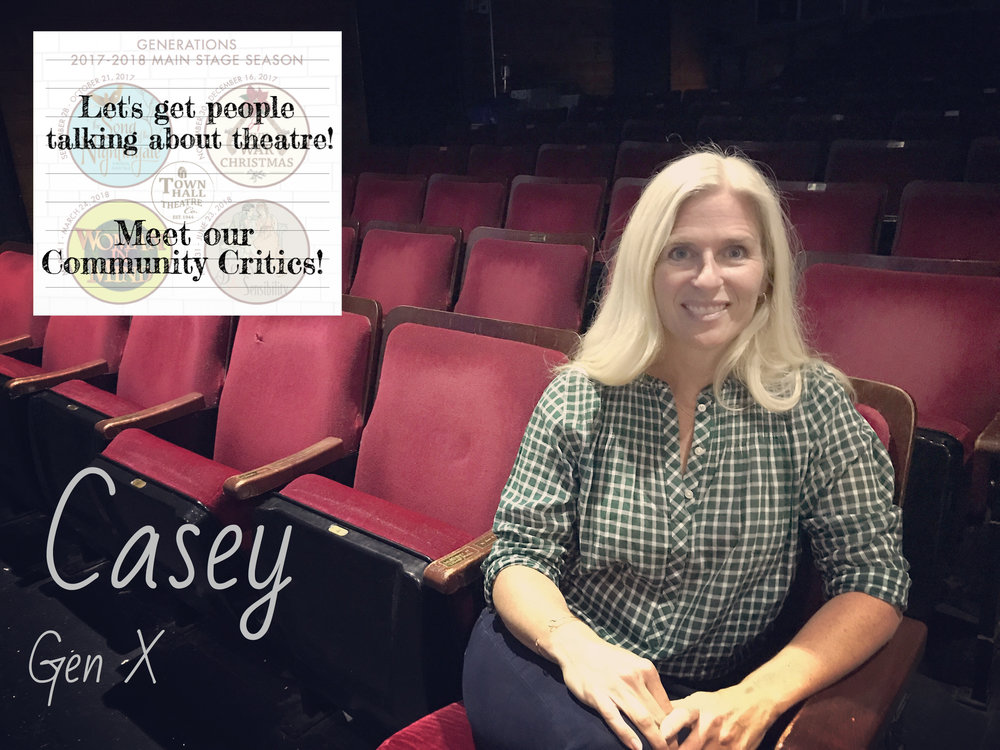 Casey - READ WHAT CASEY HAS TO SAY ABOUT OUR UPCOMING SEASON!