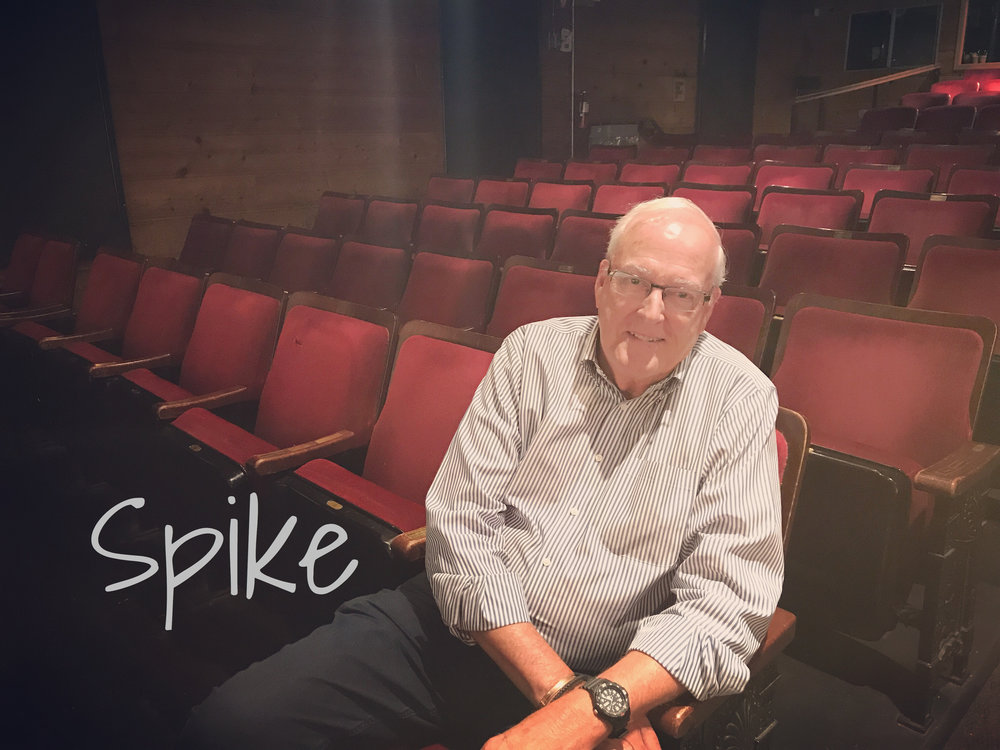 Spike - READ WHAT SPIKE HAS TO SAY ABOUT THE REVOLUTIONISTS!