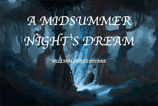 High School:A MIDSUMMER NIGHT'S DREAM - This session our high school students will explore the fun and exciting world of Shakespeare! In one of Shakespeare's most famous comedies, students will have the opportunity to dig into text work as well as dynamic and energetic characters. -