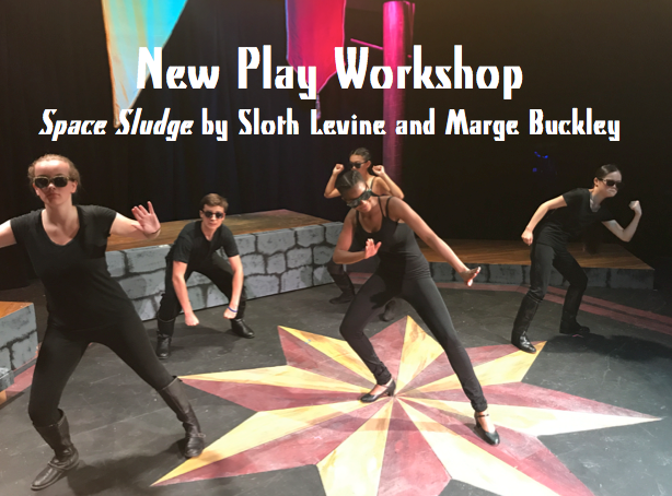 NEW PLAY WORKSHOP—Students will workshop a brand new play commissioned specifically for our students by Boston playwrights Marge Buckley and Sloth Levine. There will be an informal performance of the piece at 6PM on the last day of class. Class Listing: Summer Workshop 4 -