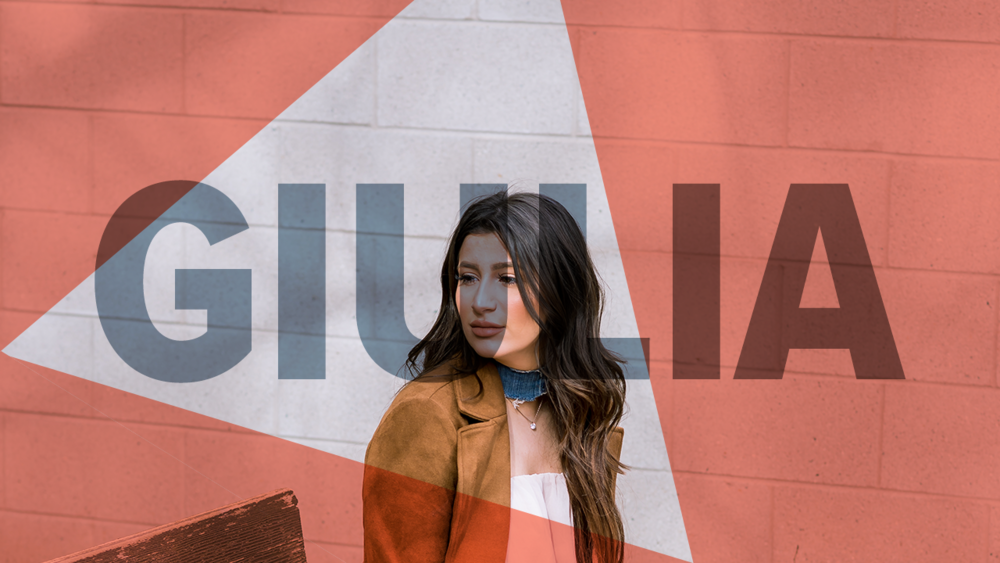 Giulia Giuseppina Tatangelo - designer, make-up artist, writer