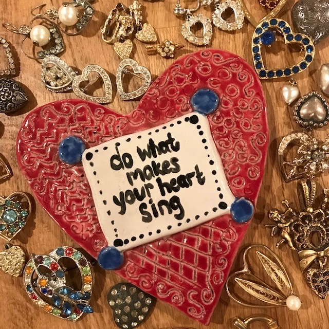 Hearts, hearts, and more hearts- DO WHAT MAKES YOUR HEART SING ❤️