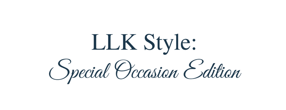Header Special Occasion Blog