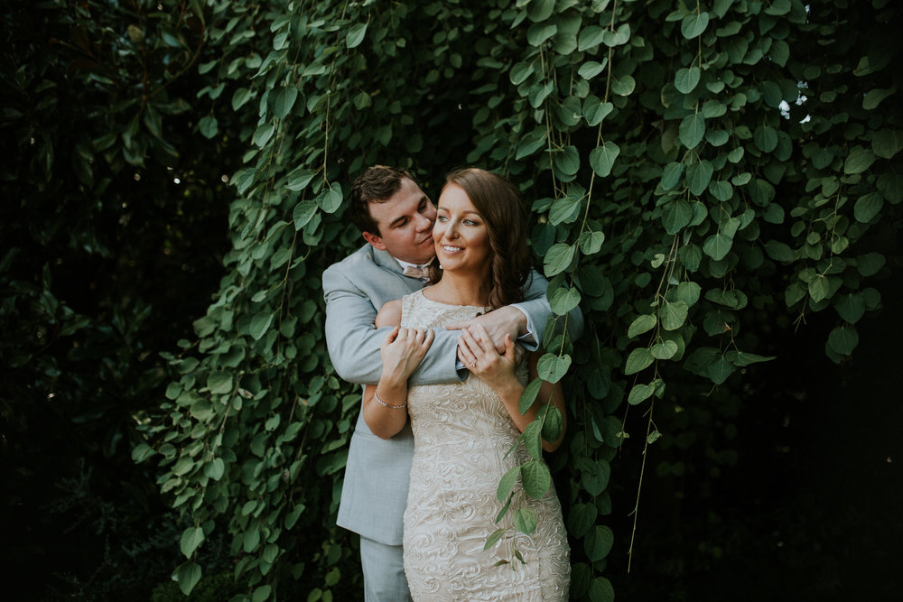 Sarah + Ryan | Dallas Arboretum Wedding