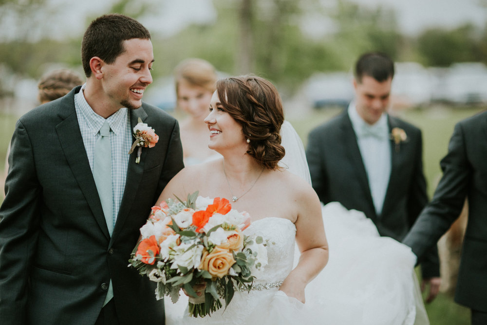 Katie + Tucker | Weatherford, Texas Wedding