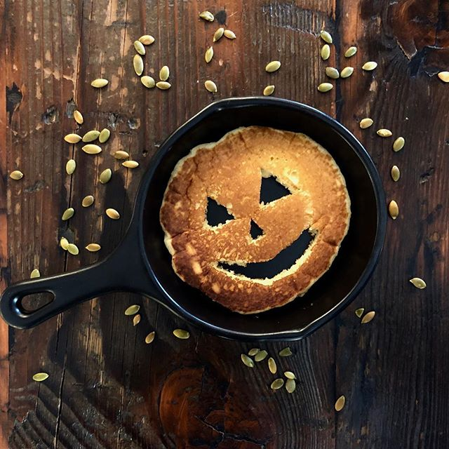 Happy Halloween 🥞🎃