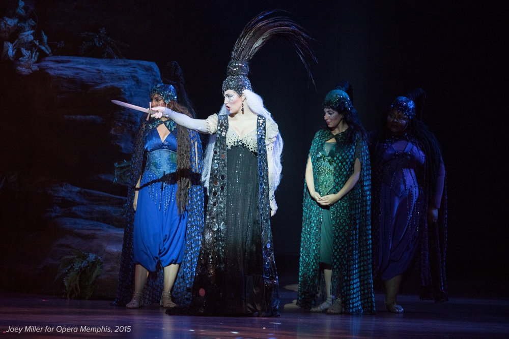 Photo Credit: Joey Miller for Opera Memphis -  The Magic Flute