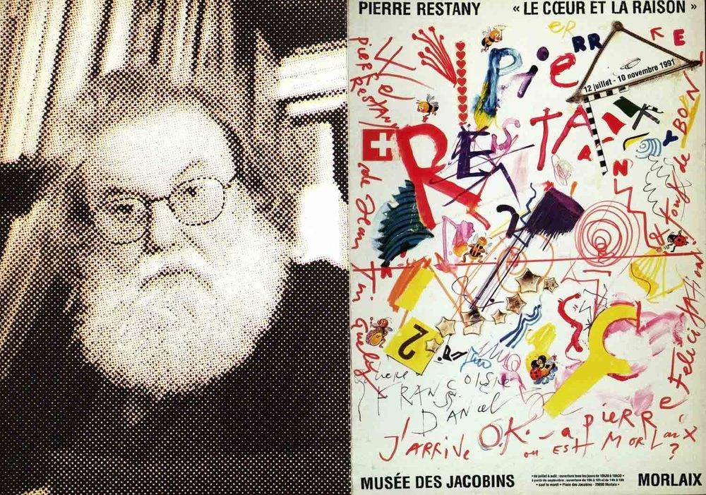 Pierre Restany: Le Coeur et la Raison