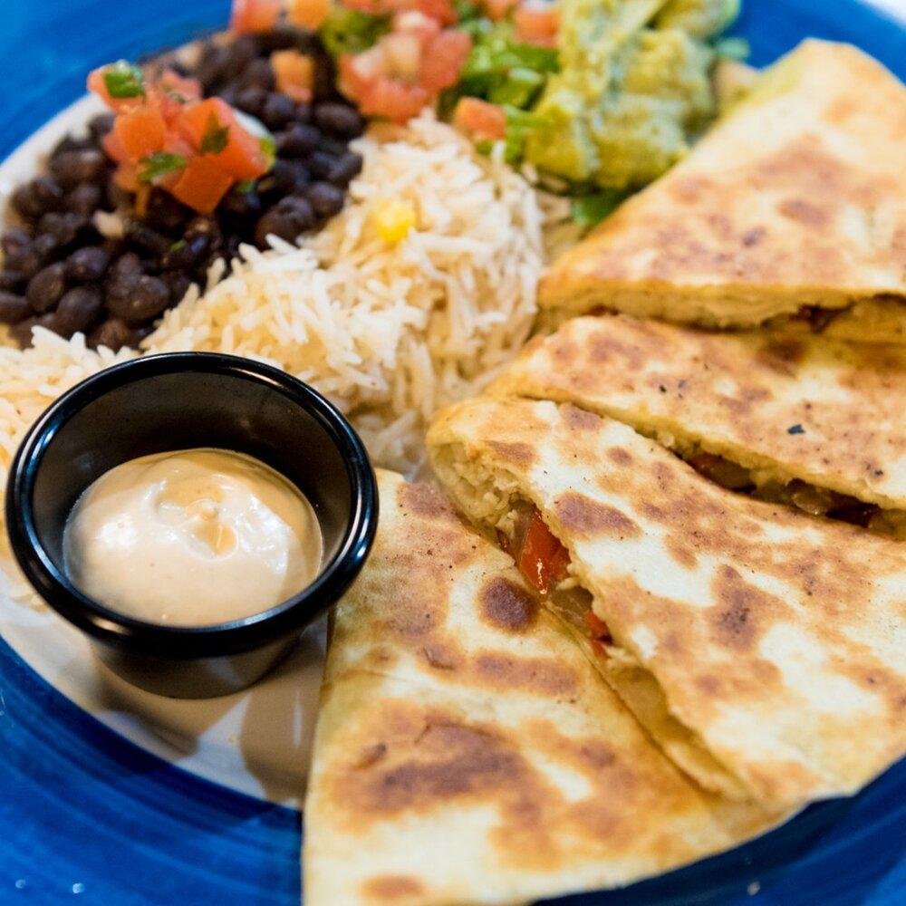 Grilled Enchilada