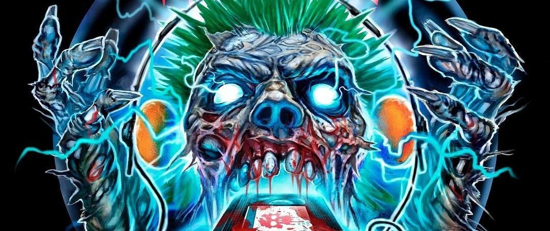 Shock Waves - Live Podcast — Salem Horror Fest