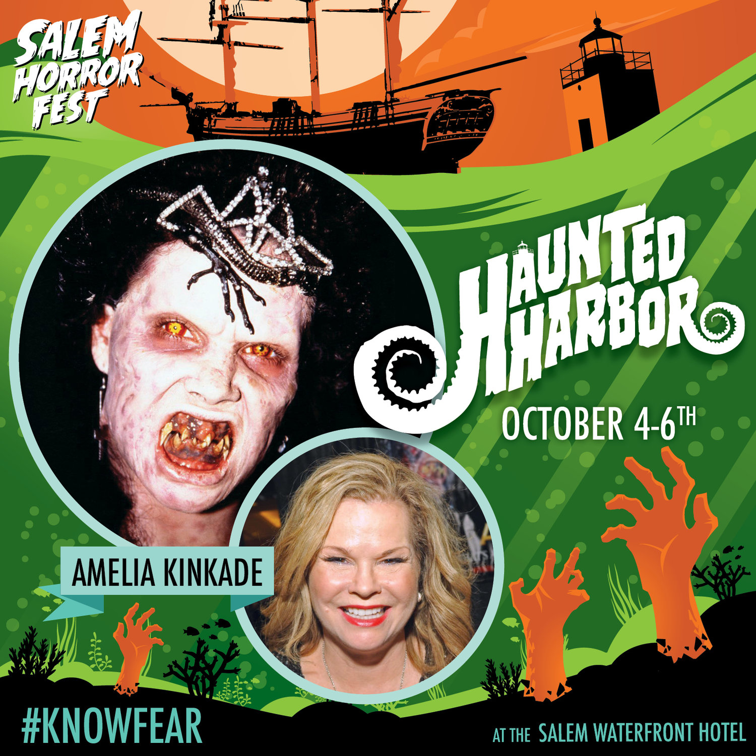 Amelia Kinkade Night Of The Demons meet amelia kinkade (night of the demons) — salem horror fest