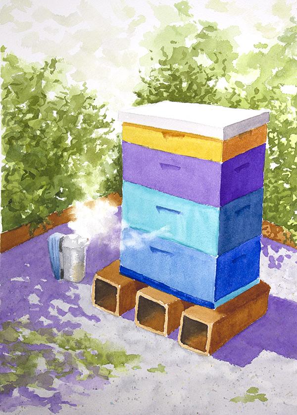 Beehive - Single Stack