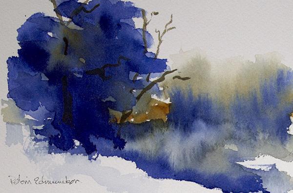 SOLD Colorado - Blue Tree