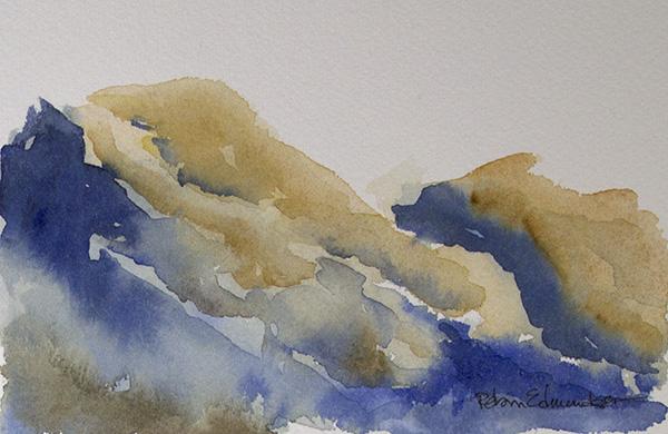 Colorado - Morning Mountains
