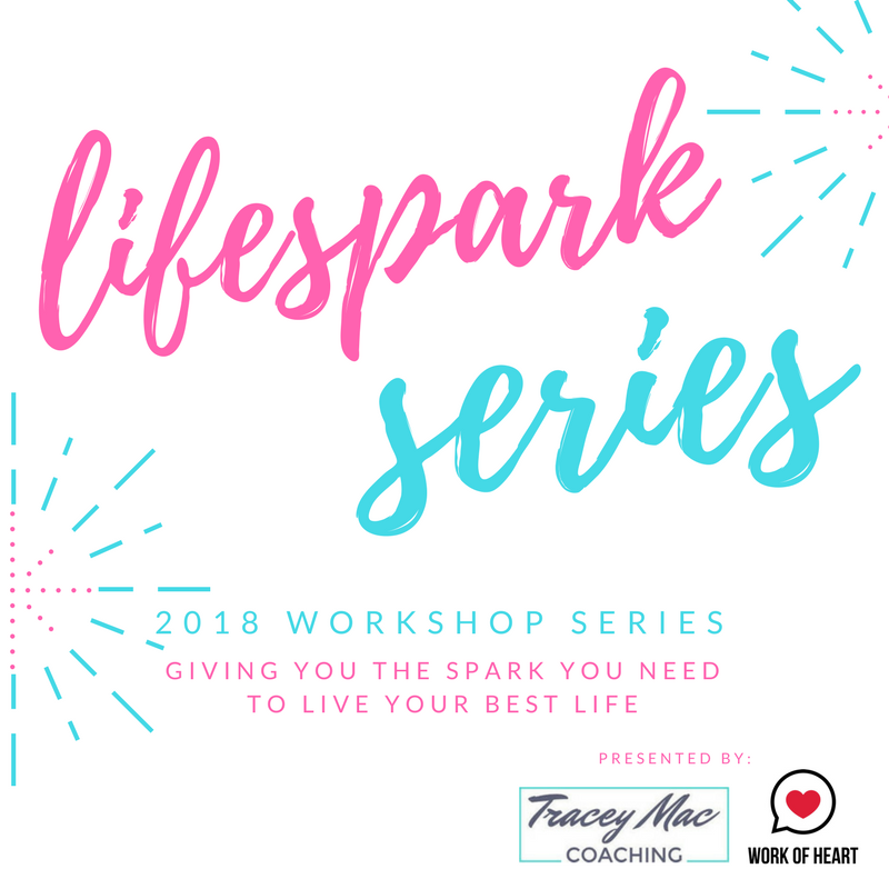 LIFESPARK WORKSHOP SERIES
