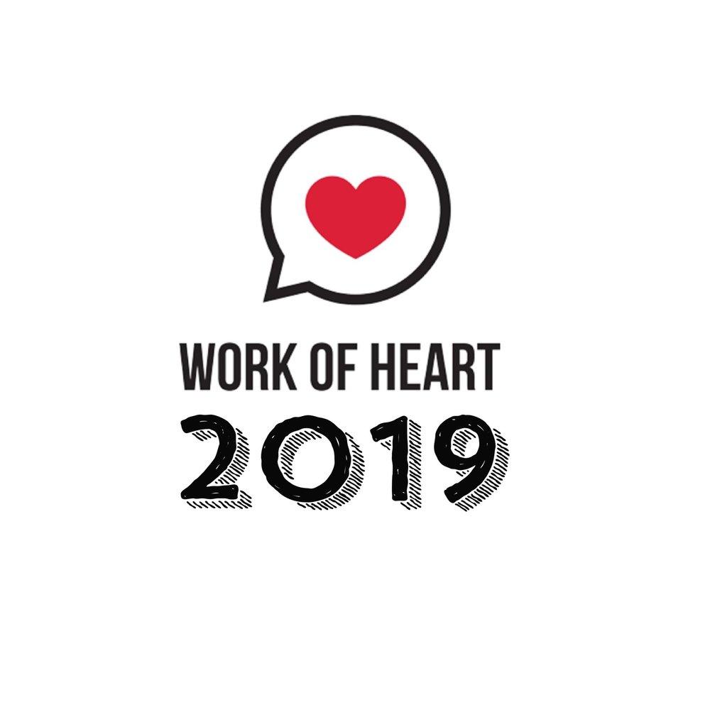 WORK OF HEART 2019
