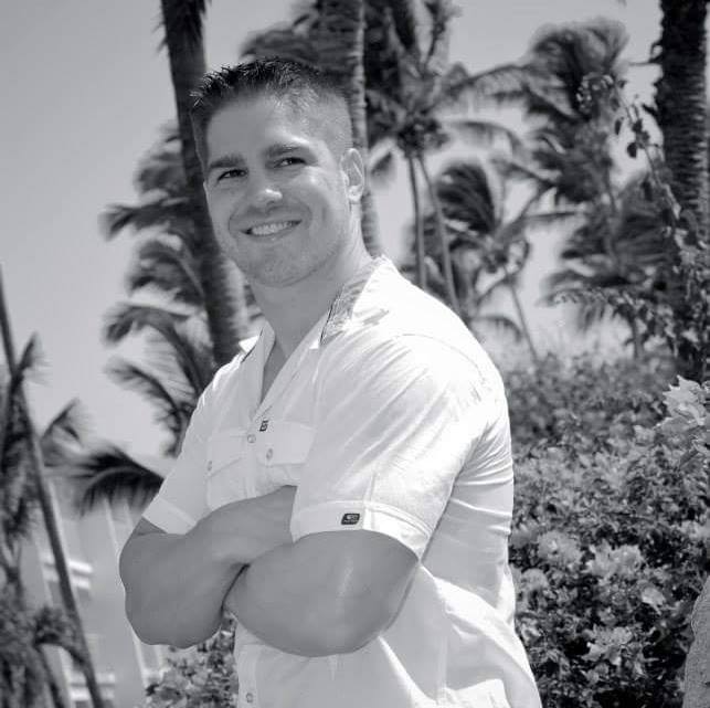"""CHRIS GOGUEN - Faced with his own challenges as a child and then as a Correctional Officer, Chris Goguen knows what it's like to live through difficult circumstances and events. Known for being disciplined and for his driven personality, he was led to compete in Bodybuilding, Martial Arts and Triathlons. After reaching a new low in 2016, Chris was diagnosed with PTSD, forcing him to leave Corrections and to begin a new journey. He set out with the intention of finding himself again, so that he could then help others around him facing difficult situations.Over the last few years, Chris has devoted countless hours buried in books and in classrooms studying different modalities … Nutrition, Mindfulness, Trauma Recovery, Life Coaching and much more. Despite his focused personality to reach specific goals, Chris came to the realization that inner peace is not a goal, it is something that is felt at the core. In early 2018, when his wife gave birth to their beautiful baby girl, Chris finally started to find his own inner peace, to disidentify from his mind and to live in the moment.Chris is now on a mission to empower others around him who are suffering from PTSD, depression and anxiety. He wants to help others to push past boundaries, to gain a new sense of self and to finally accept the past and to take charge of the only time that matters..... """"the present"""".If you'd like to connect with Chris, you can find him on Facebook here."""