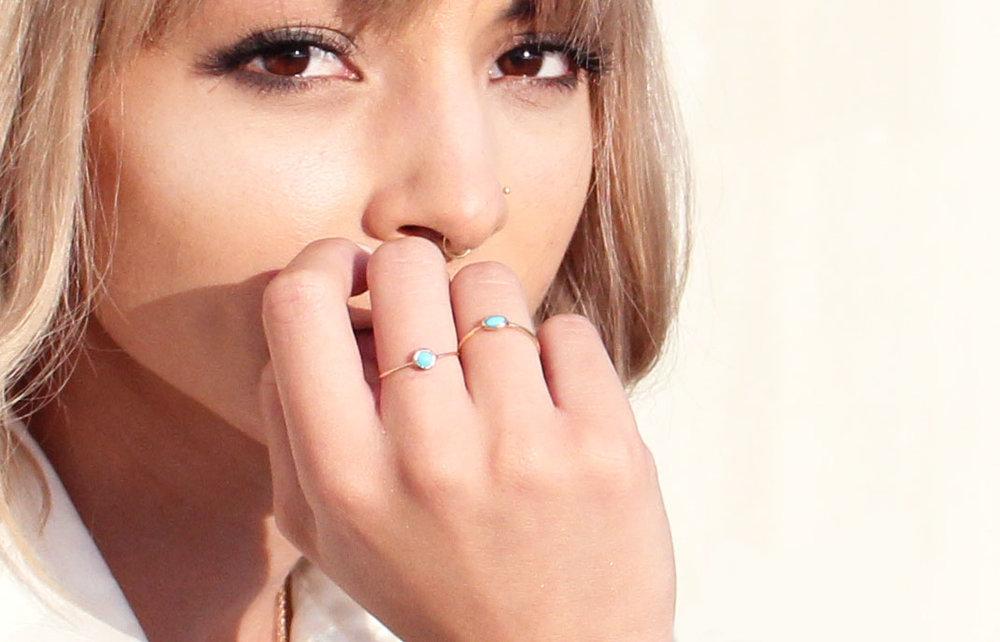 turquoise rings on model.jpg