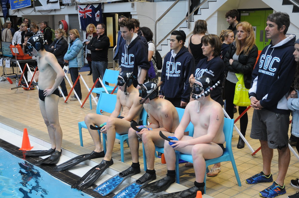 Some more info on Auckland UWH - The Constitution of Auckland Underwater Hockey Incorporated