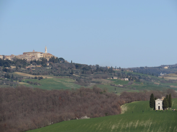Beautiful Pienza