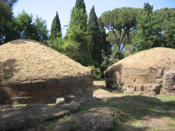 Cerveteri mounds.jpg