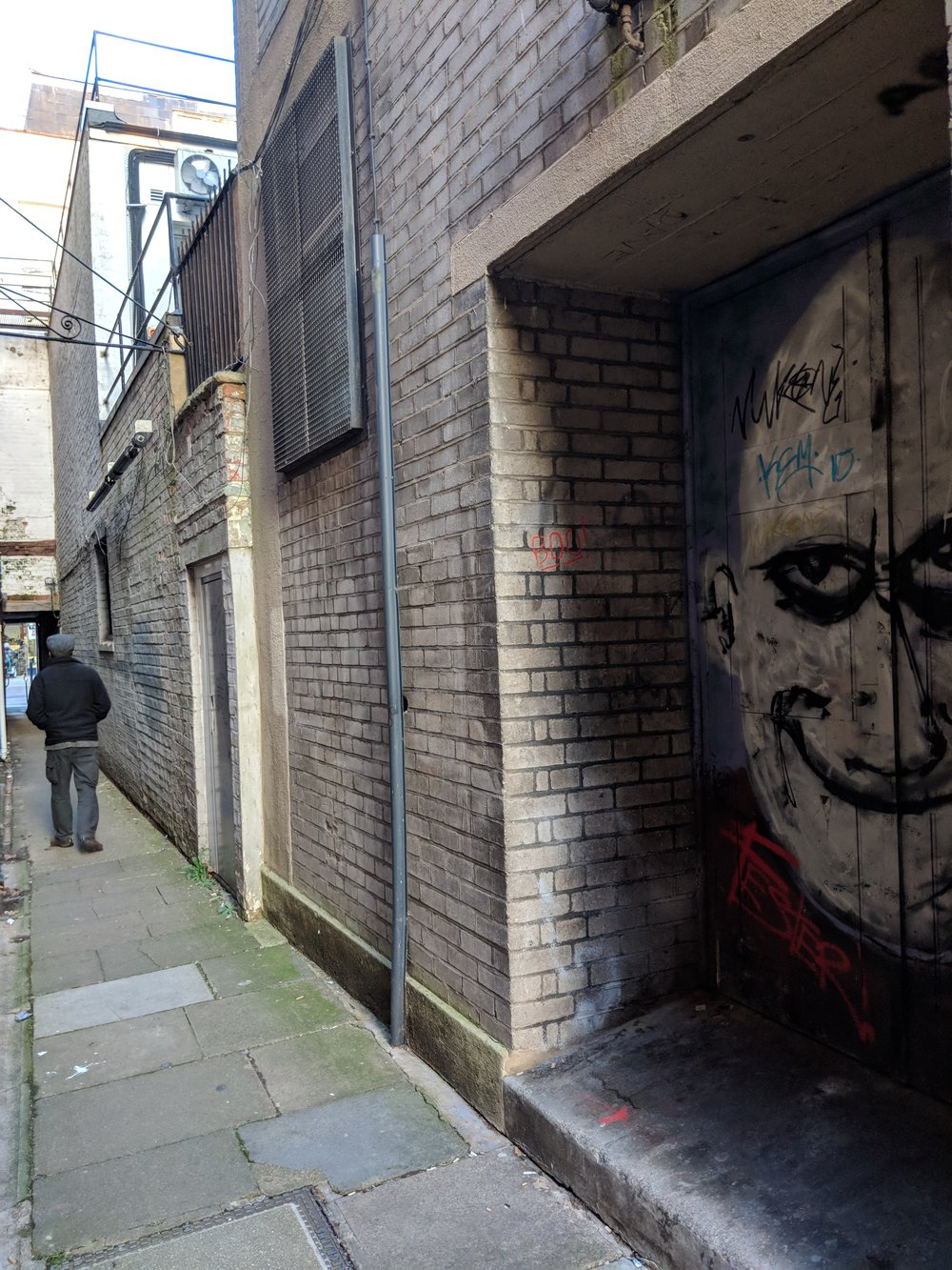 Pinchbelly Alley