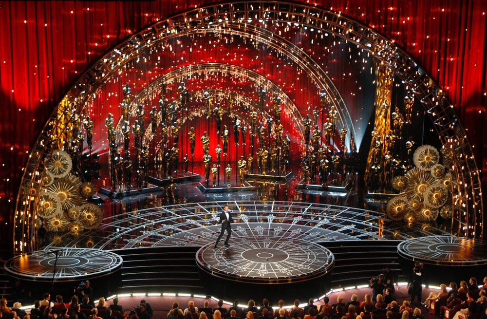 The Dolby Theater in Hollyweird, Cuckafornia will be the place for the latest meeting of un-American Communists hell-bent on this country's destruction this Sunday on ABC.