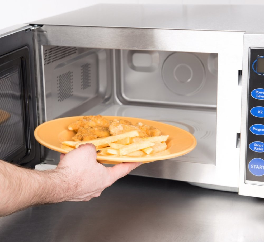 Microwaves like this one will soon be gathering intel for a bloodless coup, if Kenyan agitator Barry Obummer has his way!