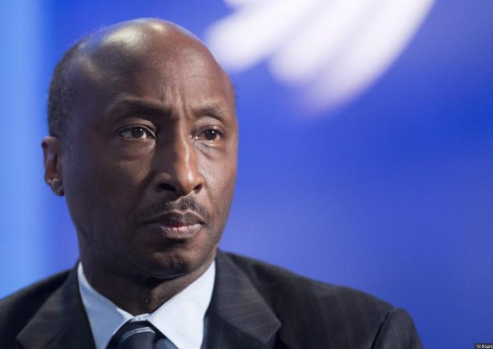 Merck Pharma CEO Kenneth Frazier quit the President's Management Council on Monday. He is black, really black.