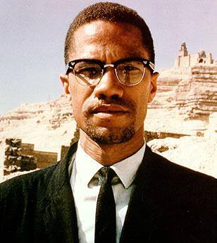 """Blackness and Futurity: Malcolm X """"Malcolm's leave to the Hajj is vital. A series of circumstantial instances placed him within a worldly, proximal corporeality, a rich hapticality of the flesh, with an illuminated, emphatic sense of fungibility more external than what reciprocity could provide. Where reciprocity, the vehicle for recognition, is, to its own freely detestable demise, non-exchangeable, the one who lives for recognition nullifies, in the end, from the start, the capacity to attain a freedom independent of the body. He frequents the times he was met with unconditional hospitality and appreciation on behalf of Muslims across complexion and convention."""""""